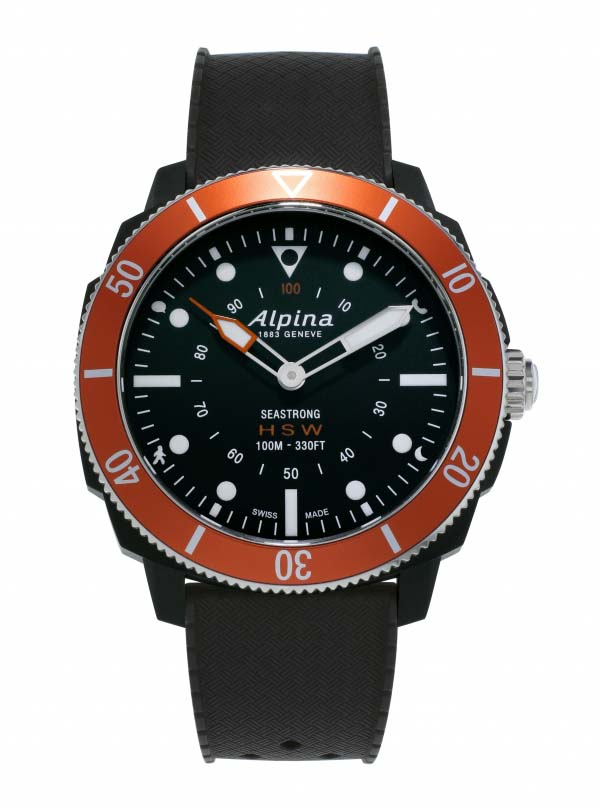 AL-282LBO4V6 Ručni sat ALPINA Seastrong Horological Smartwatch