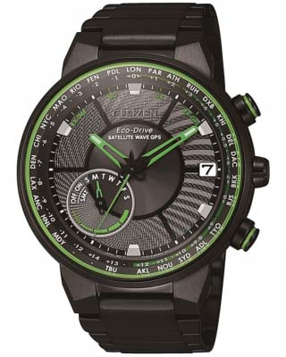 CC3075-80E CITIZEN Elegant Satellite Wave Ručni sat