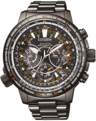 CC7015-55E CITIZEN Promaster Satellite Wave Limited Edition Ručni sat