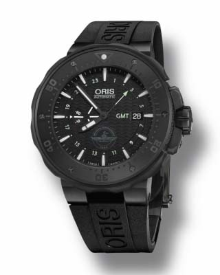 747 7715 7754-Set Ručni sat ORIS ProDiver Force Recon GMT