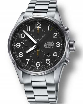 774 7699 4134-07 8 22 19 Ručni sat ORIS Big Crown ProPilot Chrono