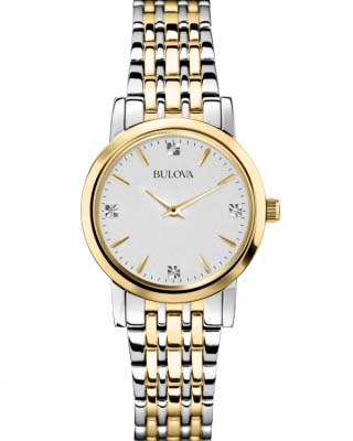 98S115 BULOVA Diamonds Ručni sat
