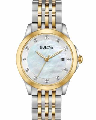 98S161 BULOVA Diamonds Ručni sat