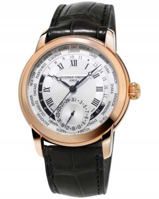 FC-718MC4H4 Ručni sat FREDERIQUE CONSTANT Manufacture Worldtimer Limited Edition