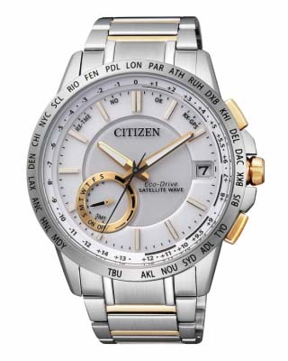 CC3004-53A CITIZEN Elegant Satellite Wave Ručni sat