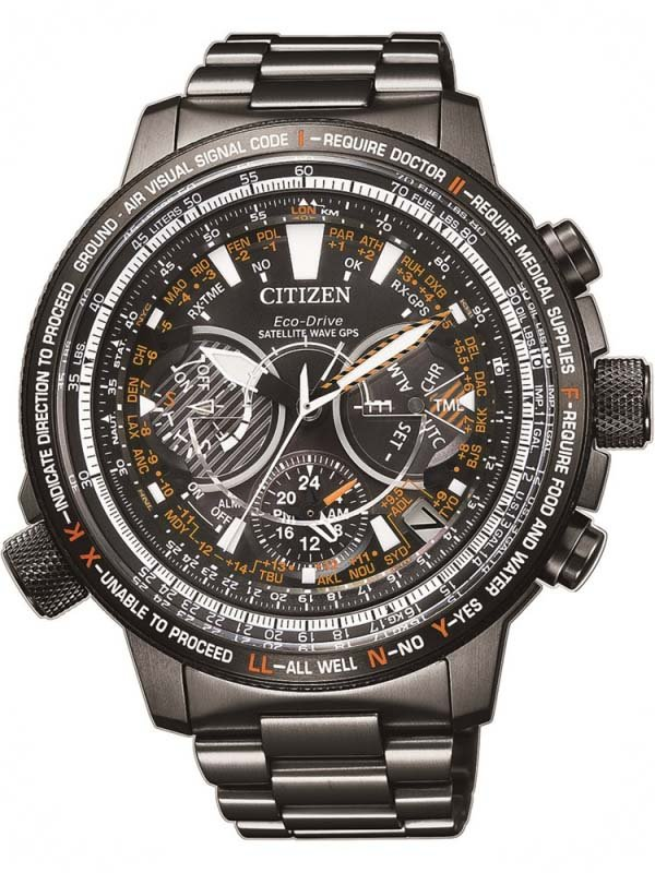 CC7015-55E CITIZEN Promaster Satellite Wave Limited Edition Ručni sat - Dicta